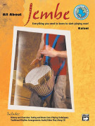 All About Djembe' (book/CD)