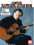 Complete Flatpicking Guitar Book (book /CD/DVD)