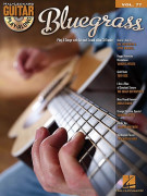 Bluegrass: Guitar Play-Along Volume 77 (book/CD)