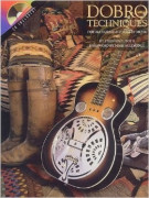 Dobro Techniques for Bluegrass and Country Music (book/CD)