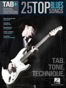 25 Top Blues Songs – Tab. Tone. Technique