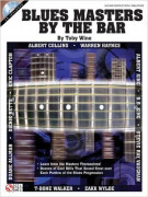Blues Masters by the Bar (book/CD)