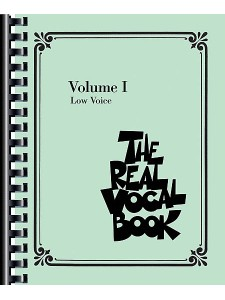 The Real Vocal Book I - Low Voice