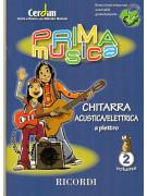 Prima Musica - Chitarra Acustica/Elettrica Volume 2