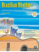 Brazilian Rhythms for Guitar (book/CD)