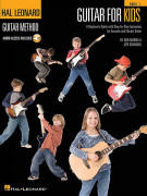 Hal Leonard Guitar Method: Guitar For Kids (book/CD)