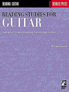 Reading Studies for Electric Guitar