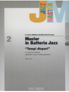 Master in batteria jazz: Tempi dispari (libro/DVD)