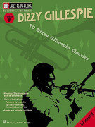 Jazz Play-Along volume 9: Dizzy Gillespie (book/CD)