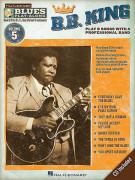 Blues Play-Along Volume 5: B.B. King (book/CD)