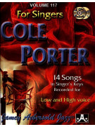 Cole Porter for Singers (book/2 CD sing-along)