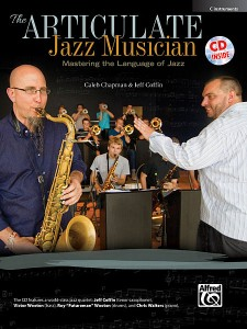 The Articulate Jazz Musician C Instruments (book/CD play-along)