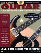 All About Guitar (book/CD)