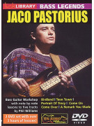 Lick Library: Jaco Pastorius Bass Legends (2 DVD)