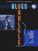 Blues Ukulele (book/CD)