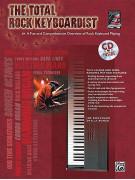 The Total Rock Keyboardist (book/CD)