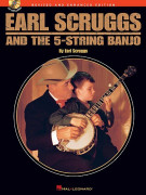 Earl Scruggs and the 5-String Banjo (book/CD)
