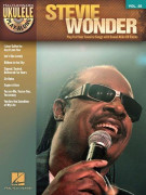 Stevie Wonder: Ukulele Play-Along Volume 28 (book/CD)