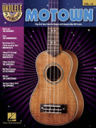 Motown: Ukulele Play-Along Volume 10 (book/CD)