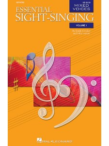 Essential Sight-Singing Mixed Voices (book/CD)
