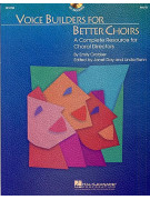 Voice Builders for Better Choirs (book/CD)