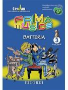 Prima Musica - Batteria Volume 3