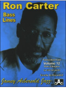 Bass Lines from Volume 12 Aebersold