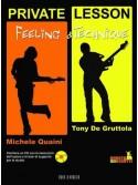 Feeling & Technique per chitarra rock (libro/CD)