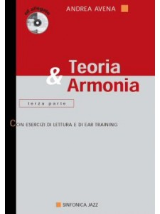 Teoria & armonia - parte 3 (libro/CD)
