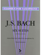 J.S. Bach Six Suite for Saxophone