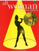 All Woman: Songbirds (book/CD sing-along)