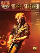 Michael Schenker : Guitar Play-Along Volume 175 (book/CD)