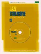 Jazz Trombone Level 4 (booklet/CD play-along)