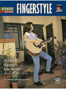 Complete Fingerstyle Guitar Method: Intermediate (book/CD)
