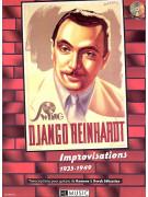 Django Reinhardt - Improvisations 1935-1949 (book/CD)