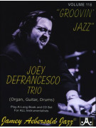Joey DeFrancesco Trio: Groovin' Jazz (book/CD)