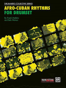 Afro-Cuban Rhythms for Drumset (book/CD)