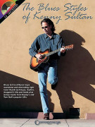 The Blues Guitar Styles of Kenny Sultan (book/CD)