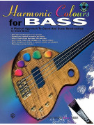 Harmonic Colours For Bass: Chord & Scale Relationship (book/CD)