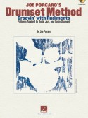 Drumset Method – Groovin' with Rudiments (book/CD)