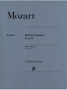 Mozart - Piano Sonatas, Volume II