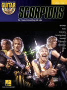 Scorpions: Guitar Play-Along Volume 174 (book/CD)