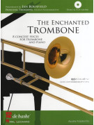 The Enchanted Trombone (book/CD)