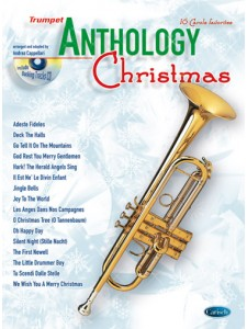 Anthology Christmas - Trumpet (libro/CD)