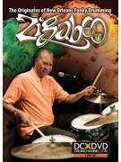 The Originator of New Orleans Funky Drumming (dvd)