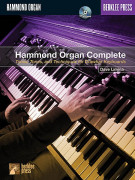 Hammond Organ Complete (book/CD)
