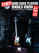 Stuff! Good Bass Players Should Know (book/CD)