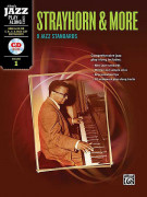 Jazz Play-Along Vol.1: Strayhorn & More (book/CD)