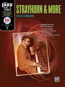 Jazz Play-Along Vol.1: Strayhorn & More (book/CD)