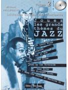 Jouez les Grands Themes du Jazz au Clarinet vol.2 (book/2 CD)